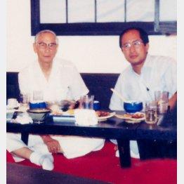 85年神戸ユニバーシアード期間中も織田さんと飲んだ