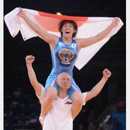 吉田沙保里はリオで4連覇がかかる(C)JMPA