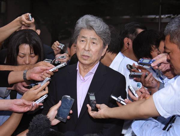 野党統一候補として出馬した鳥越俊太郎氏(C)日刊ゲンダイ