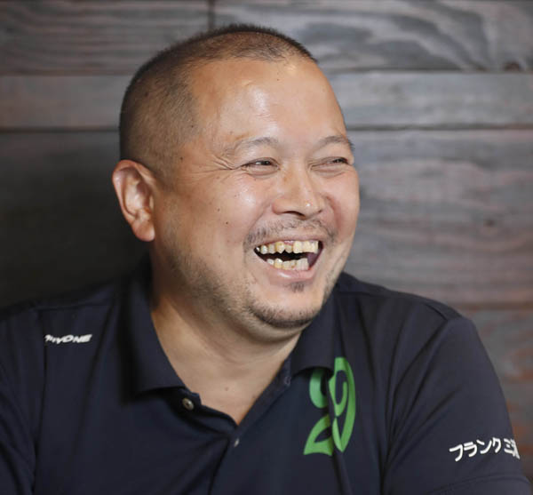 「肉山」の光山英明社長(C)日刊ゲンダイ