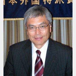 改革をすすめた大宮会長(C)日刊ゲンダイ