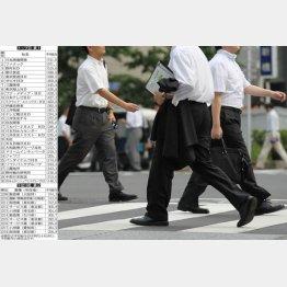 トップは「日本商業開発」の1741万円(C)日刊ゲンダイ