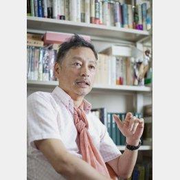 島田雅彦氏は83年に作家デビュー