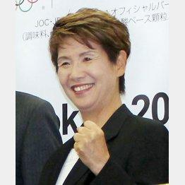 「許せない」と井村雅代ヘッドコーチ(C)日刊ゲンダイ
