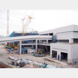 豊洲新市場は11月7日開場