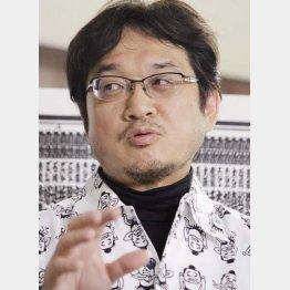 やくみつる氏は大炎上(C)日刊ゲンダイ
