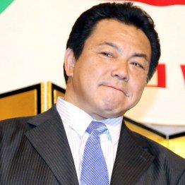 国民栄誉賞も受賞した元横綱千代の富士(C)日刊ゲンダイ
