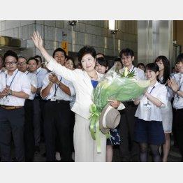 劇場型政治では何も解決しない(C)日刊ゲンダイ
