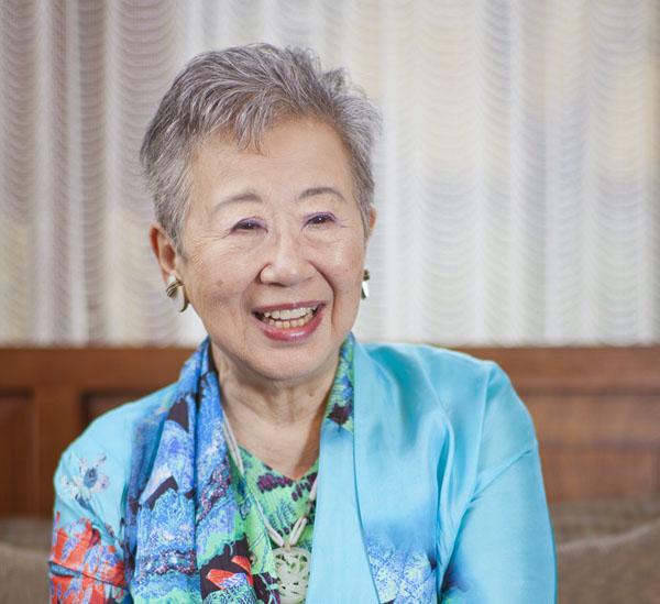桐島洋子さんは2002年に離婚(C)日刊ゲンダイ