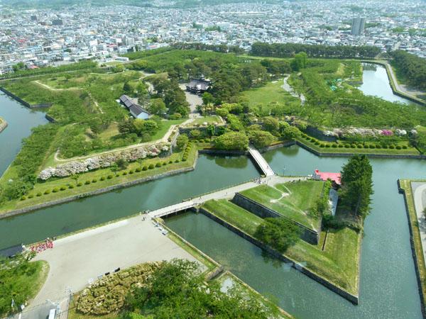 洋式城郭(提供写真)