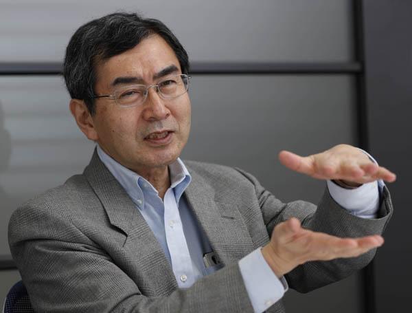 ニッセイ基礎研究所・専務理事の櫨浩一氏(C)日刊ゲンダイ