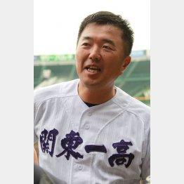 「今いる子たちを大事に」と話す米沢監督(C)日刊ゲンダイ
