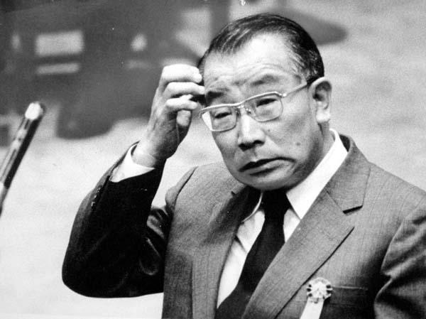 旧日商岩井の海部氏(C)日刊ゲンダイ