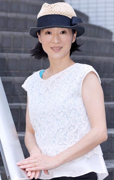 細江純子さんはホースコラボレーターとして活躍中(C)日刊ゲンダイ