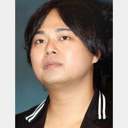 トバッチリを受けた中山功太(C)日刊ゲンダイ