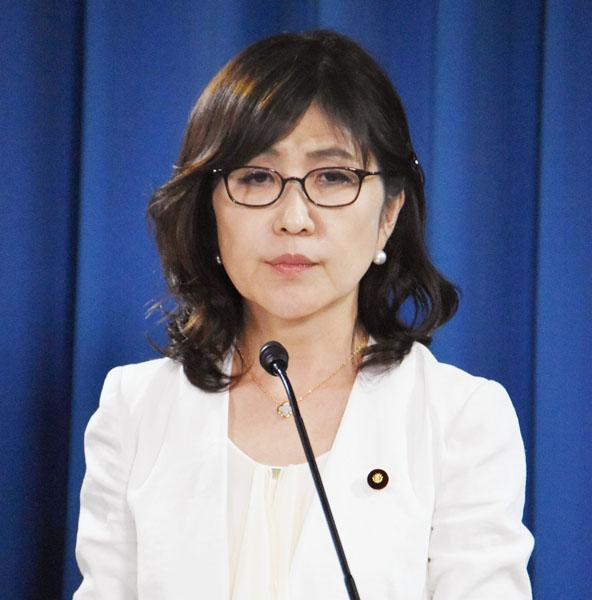 稲田朋美は13~16日でジブチを訪問(C)日刊ゲンダイ