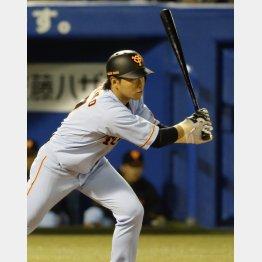 長野は「試合前が忙しい」と漏らしていた(C)日刊ゲンダイ