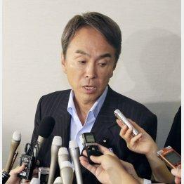 「僕は聞いてない」が口癖の石原伸晃経済再生担当相(C)日刊ゲンダイ