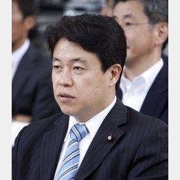 永田町の元祖チャラ男(C)日刊ゲンダイ
