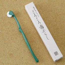 高級感ある紙の箱に1本ずつ納められている(C)日刊ゲンダイ