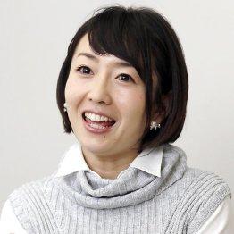 テレビ東京の狩野恵里アナウンサー(C)日刊ゲンダイ
