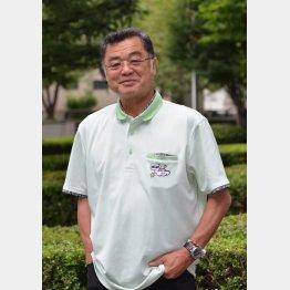 野球ファンを魅了した川藤幸三さん(C)日刊ゲンダイ
