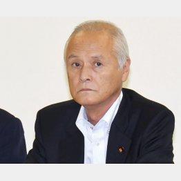 安倍首相とは昔から仲良し(C)日刊ゲンダイ