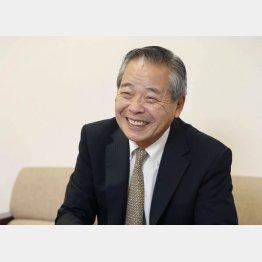 「休暇村協会」理事長の中島都志明さん