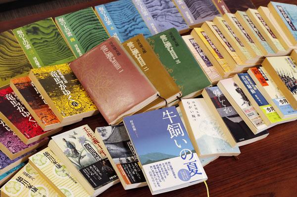 先輩に薦められたのをキッカケに司馬作品を片っ端から読んだ(C)日刊ゲンダイ