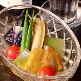 【おでん】鶏だしたっぷり 夏野菜と練り物で爽やかに