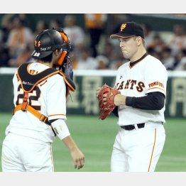 2番手で投げ阪神をピシャリ(C)日刊ゲンダイ