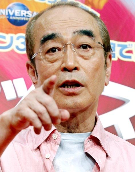 志村けんもすでに66歳(C)日刊ゲンダイ
