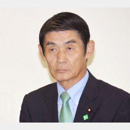 大臣就任に佐賀県民はびっくり(C)日刊ゲンダイ