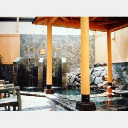 温泉は「オ・モ・テ・ナ・シ」