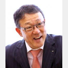 9月に新社長に就任する佐藤章氏