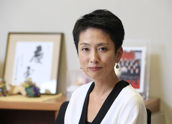 """民進党代表選で現在""""独走""""状態(C)日刊ゲンダイ"""