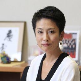 蓮舫・民進党代表代行 「衆院鞍替えは当然考えています」
