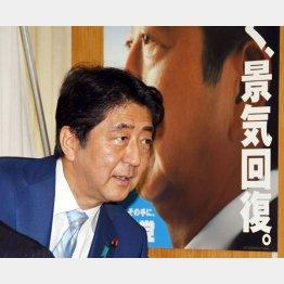 また詭弁(C)日刊ゲンダイ