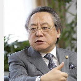 小林節慶大名誉教授(C)日刊ゲンダイ