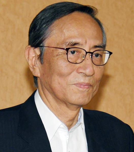 細田博之自民党総務会長(C)日刊ゲンダイ