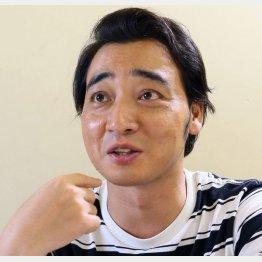 ジャングルポケットの斉藤慎二さん(C)日刊ゲンダイ