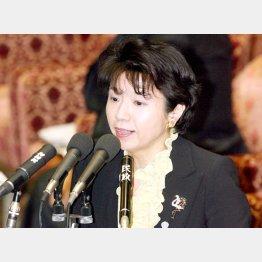 第1次安倍内閣や福田内閣で経財相を務めた大田弘子氏