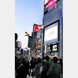 新宿アルタに広告を出そうとするファンも(C)日刊ゲンダイ