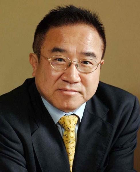 ラ・クイリマ代表取締役の富家孝さん(提供写真)