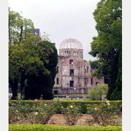 オバマの見た原爆ドーム