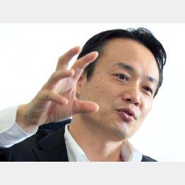 コンカーの三村真宗社長(C)日刊ゲンダイ