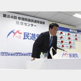 先の参院選結果を「惨敗」と認識すべし(C)日刊ゲンダイ