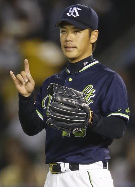 小川もやっとエースらしい投球(C)日刊ゲンダイ