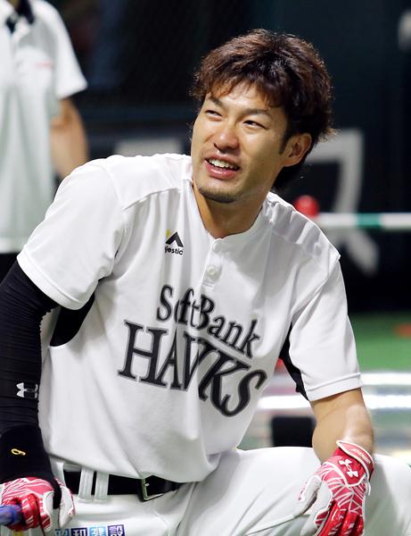 柳田はここ6試合で6HRだった(C)日刊ゲンダイ