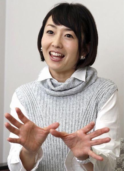 大出世の狩野恵里アナ(C)日刊ゲンダイ